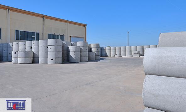 Manufatti for Fosse settiche in cemento