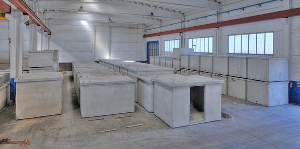 Prefabbricati in cemento armato Olbia